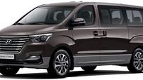 Hyundai Grand Starex 2018 ra mắt với thiết kế mới, nội thất như xe con