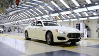 Doanh số giảm, Maserati tiếp tục tạm ngừng sản xuất