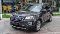 """Đánh giá xe Ford Explorer 2017: Mạnh mẽ đậm """"chất"""" Mỹ"""