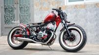 """Honda Rebel 125 """"lột xác"""" qua phong cách độ Bobber của người sưu tầm mô tô tại Sài thành"""