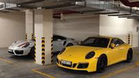 """Porsche 911 Carrera GTS 2017 độc nhất Việt Nam """"chung chuồng"""" cùng 911 Turbo S 2016"""