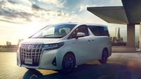 """""""Chuyên cơ mặt đất"""" Toyota Alphard 2018 trình làng với thiết kế bóng bẩy hơn"""
