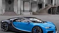 7 sự thật thú vị về siêu xe Bugatti Chiron