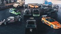 Fast & Furious Live - Chương trình biểu diễn xe mạo hiểm trong mơ cho fan hâm mộ