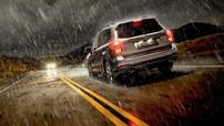 Sau bão Tembin, lái xe như thế nào để vượt qua vùng ngập nước mưa?