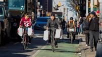 """Xe đạp điện """"khó sống"""" ở New York từ đầu năm 2018"""