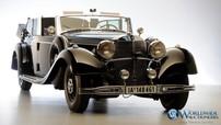 Bán đấu giá chiếc Mercedes770K chống đạn của Hitler