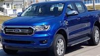 Xe bán tải Ford Ranger 2018 lộ diện trần trụi trước ngày ra mắt tại Đông Nam Á