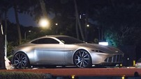 Aston Martin DB10 của điệp viên James Bond bất ngờ đặt chân đến Isarel