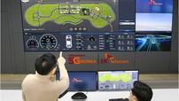 Hàn Quốc ứng dụng mạng 5G để phát triển, thử nghiệm ô tô tự lái