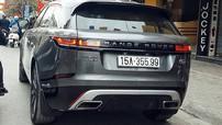 Range Rover Velar đầu tiên lăn bánh tại Việt Nam thuộc sở hữu của người chơi xe Hải Phòng