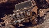 """""""Tất tần tật"""" những gì cần biết về SUV hạng sang Mercedes-Benz G-Class 2019 sắp ra mắt"""