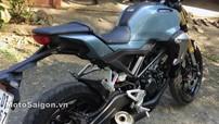 Honda CB150R ExMotion bất ngờ xuất hiện tại Hà Nội