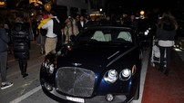Xe siêu sang cực hiếm Bentley Continental GTZ Zagato gần 10 năm tuổi tái xuất trên phố