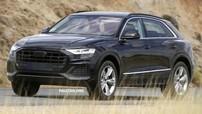 "Audi Q8 ""lộ diện"" tại Châu Âu"