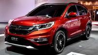 Honda CR-V 2018 có giá bán chính thức tại Việt Nam, khởi điểm 1,136 tỷ Đồng