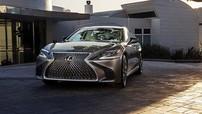 Khám phá quy trình thiết kế lưới tản nhiệt hình đồng hồ cát của Lexus LS 2018