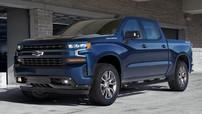 Xe bán tải cỡ lớn Chevrolet Silverado 2019 chính thức trình làng