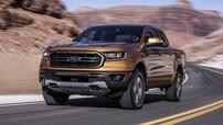 Ford vén màn Ranger 2019 với thiết kế đậm chất Mỹ và động cơ giống Mustang
