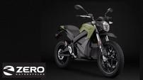Xe mô tô điện Zero mới gây sốt với mẫu xe mới khỏe hơn Ducati 959 Panigale