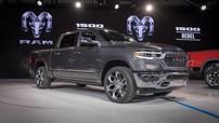 Xe bán tải cỡ lớn Ram 1500 2019 ra mắt, đe dọa Chevrolet Silverado và Ford F-150