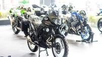 """Xế """"phượt"""" Kawasaki Versys-X 300 2018 cập bến Việt Nam, khác biệt từ màu sơn"""