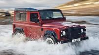 Land Rover Defender Works V8 - Phiên bản đặc biệt kỷ niệm 70 năm