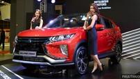Mitsubishi Eclipse Cross ra mắt Đông Nam Á với giá 2,34 tỷ Đồng