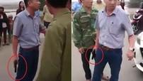 Vụ tài xế Mazda rút súng dọa sau tai nạn ở Hà Tĩnh: Hóa ra là súng bắn bi nhựa