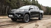 """Xe bán tải """"ăn khách"""" hàng đầu thế giới Toyota Hilux có thêm phiên bản đặc biệt mới"""