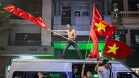 U23 Việt Nam vào chung kết, người dân Việt Nam vỡ oà trong hạnh phúc