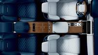 Land Rover hé lộ nội thất xa hoa của mẫu Range Rover 2 cửa sắp ra mắt