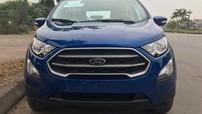 SUV đô thị Ford EcoSport 2018 lắp ráp tại Việt Nam sẽ ra mắt vào tuần sau