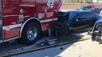 """Vụ tai nạn này cho thấy Tesla Model S rất an toàn và """"đáng đồng tiền"""""""