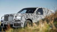 SUV siêu sang của Rolls-Royce sẽ chính thức ra mắt vào mùa hè năm nay