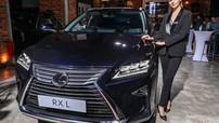 Cận cảnh Lexus RX 7 chỗ hoàn toàn mới tại Đông Nam Á