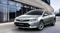 Giá xe Toyota Camry 2018 mới nhất tháng 01/2018