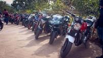 """Siêu mô tô tiền tỷ Kawasaki H2 góp mặt cùng đoàn xe phân khối lớn """"khủng"""" tại Nha Trang"""