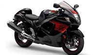 Siêu mô tô Suzuki Hayabusa 2018 chính thức ra mắt với giá 495 triệu VNĐ
