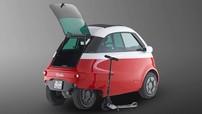 """Micro Mobility Microlino - Mẫu xe tí hon """"ăn đứt"""" ô tô 90 triệu Đồng của Trung Quốc"""