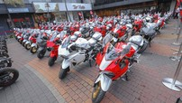 """Xem tiểu """"Ducati Panigale"""" sắp về Việt Nam tụ tập gần 100 chiếc tại Thái Lan"""