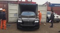 Cận Tết Mậu Tuất, Rolls-Royce Wraith Black Badge bất ngờ về Việt Nam