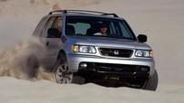 Dòng SUV Honda Passport sẽ tái xuất vào năm sau, cạnh tranh Ford Edge