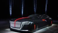 Hồng Kỳ bất ngờ vén màn xe concept mới, trông như Vision Mercedes Maybach 6