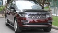 """SUV hạng sang Range Rover SVAutobiography """"làm dâu"""" Sơn La gây xôn xao"""