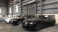 Nghi vấn đây mới là chiếc Rolls-Royce Wraith Black Badge đầu tiên cập bến Việt Nam