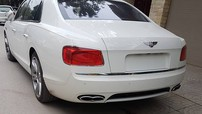 """Xe siêu sang Bentley Flying Spur V8 đầu tiên """"làm dâu"""" tại Nghệ An"""