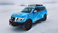 """Armada Snow Patrol 2018 - """"Chiến binh mùa đông"""" của Nissan"""