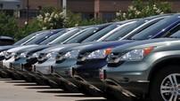 Đấu giá thanh lý ô tô của Tổng cục Đường bộ với mức giá khởi điểm gây bất ngờ