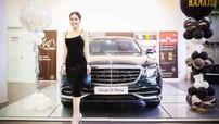 Ca sỹ Di Băng - em gái Lý Hải - tậu Mercedes-Maybach S450 4Matic hơn 7 tỷ Đồng